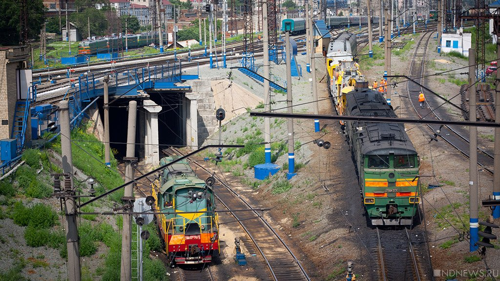 1-ый  грузовой поезд отправился вГамбург помаршруту КНР