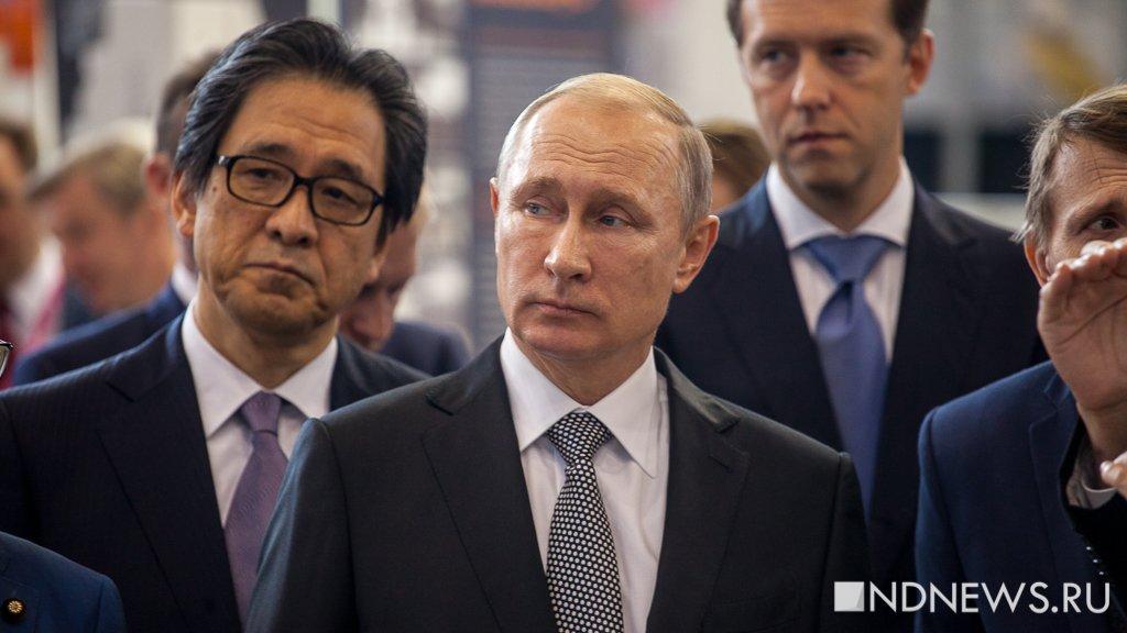 Путин: Поставки смертельного оружия на Украинское государство только ухудшат ситуацию