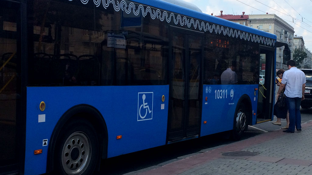 В столицеРФ отмена турникетов даст возможность уменьшить поездки вавтобусах на 5 минут