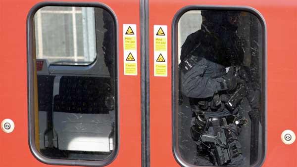 Схвачен первый подозреваемый по делу о теракте в метро Лондона