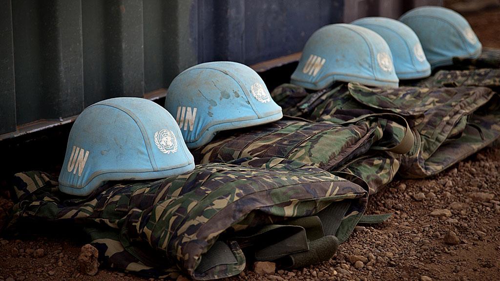 ВРФ утверждают, что «нет логики» вразмещении миротворцев ООН награнице