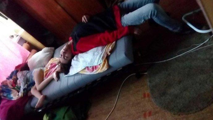 ВПервоуральске у нетрезвой матери изъяли троих детей Сегодня в14:20