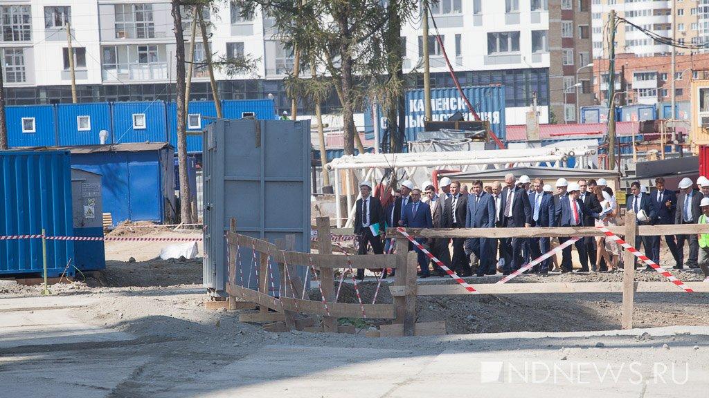 Инспекторы FIFA прилетят наУрал ипроверят «Екатеринбург Арену»