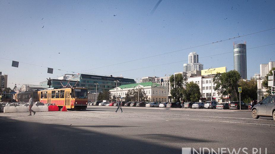 Вадминистрации Екатеринбурга назвали сроки открытия улицы Татищева
