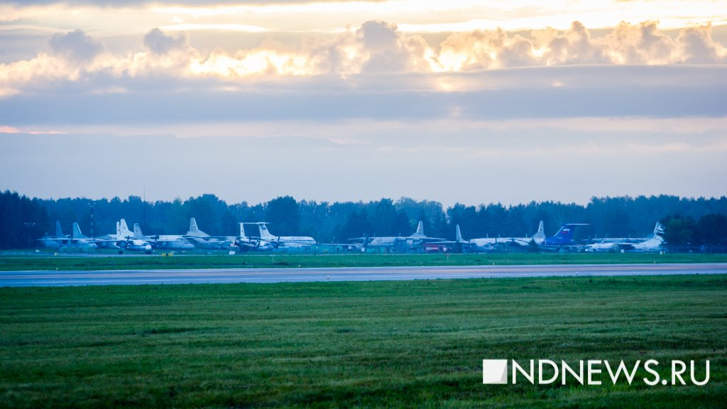 Авиасообщение между Минском иЕкатеринбургом возобновится 30октября
