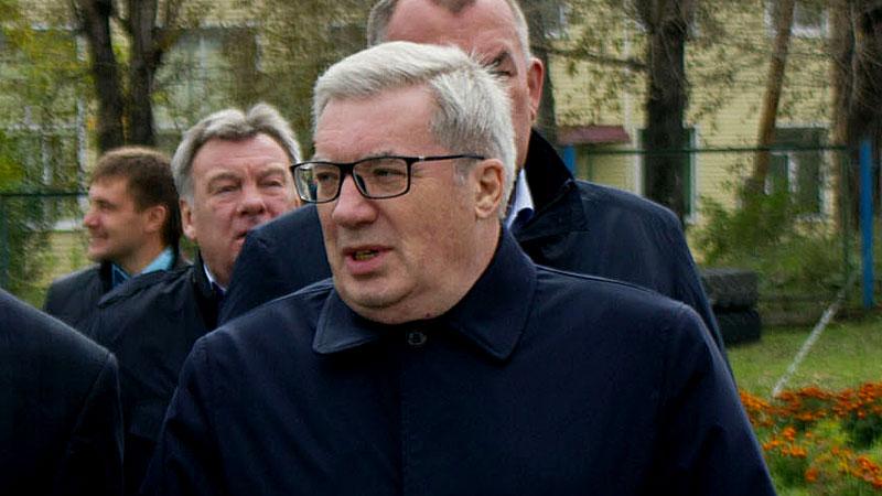 Песков нестал объяснять данные оботставке губернатора Красноярского края