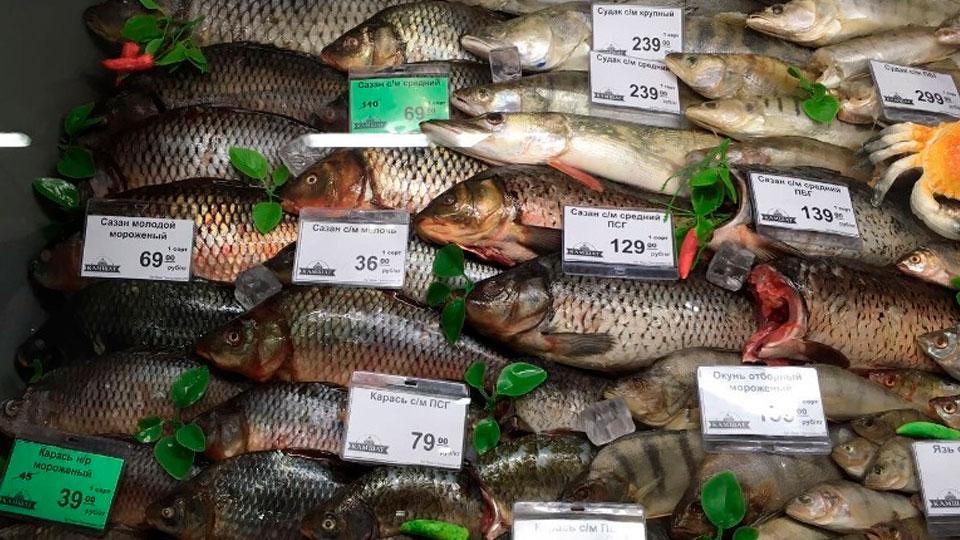 В Российской Федерации из-за новых налоговых ставок могут вырасти цены нарыбу