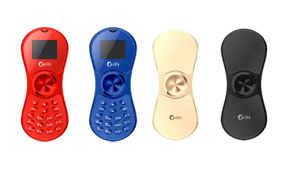 ВКитайской республике появился гибрид спиннера со телефоном за18 долларов