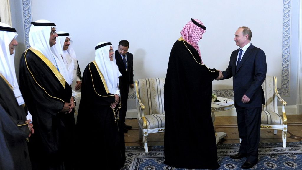 Лавров: Визит короля Саудовской Аравии в РФ несомненно поможет нормализации наБлижнем Востоке
