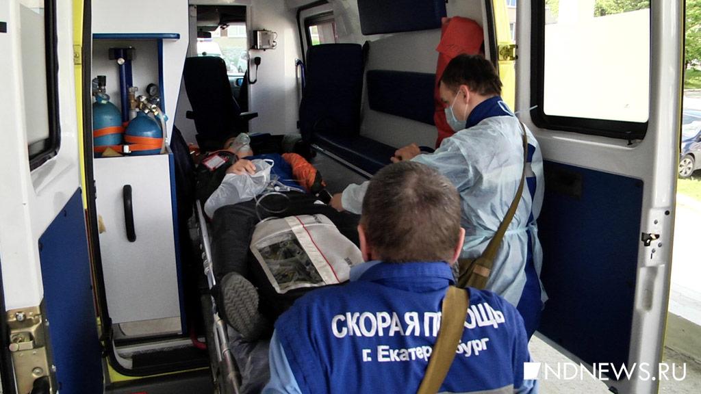 ВЦыганском поселке Екатеринбурга случилось массовое заболевание менингитом