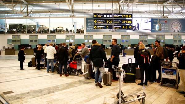Ваэропорту вШвеции обнаружили взрывчатое вещество, проинформировали СМИ
