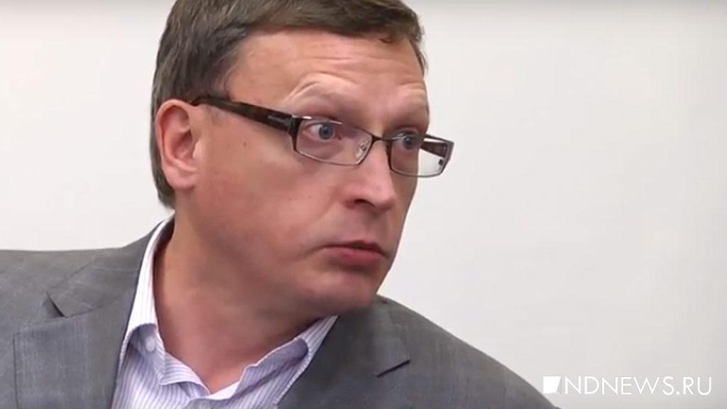 Прекращены полномочия депутата Буркова, ставшего врио руководителя Омской области