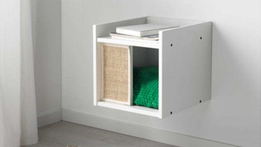 IKEA представила коллекцию мебели для домашних питомцев