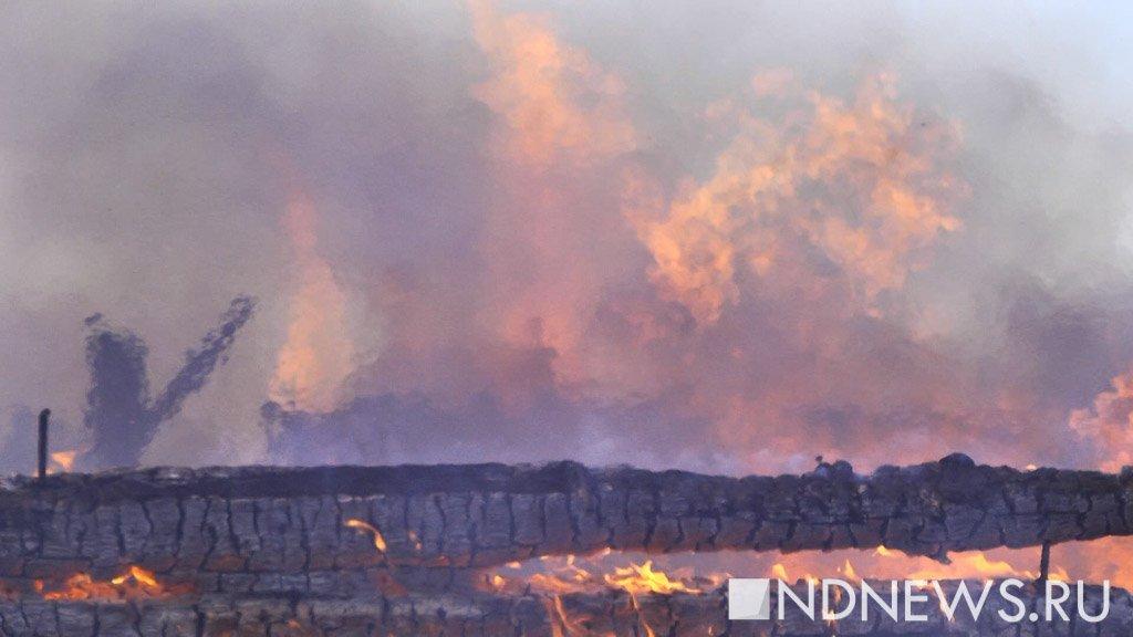 Под Нижним Тагилом в личном доме сгорели двое мужчин