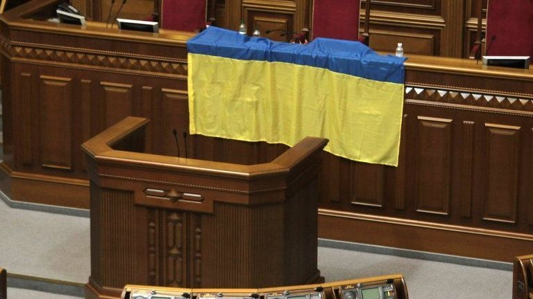 Закон о децентрализации снят с повестки дня Верховной рады
