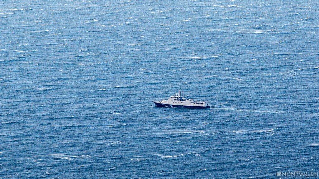 Россия может отдать Украине корабли, задержанные в Керченском проливе