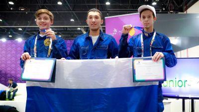 Кубанцы завоевали медали начемпионате рабочих профессий WorldSkills вАбу-Даби