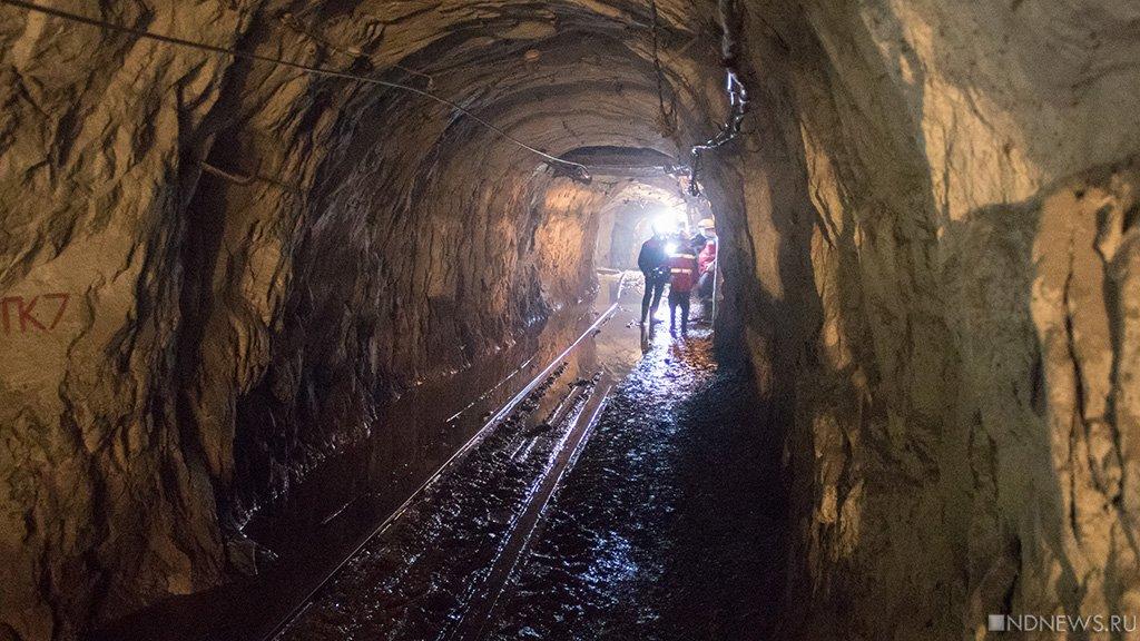 Погибшие рабочие шахты вмомент обрушения породы были пьяны