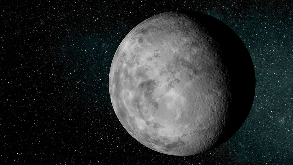 Европейские ученые раскрыли загадку вспышек на Луне