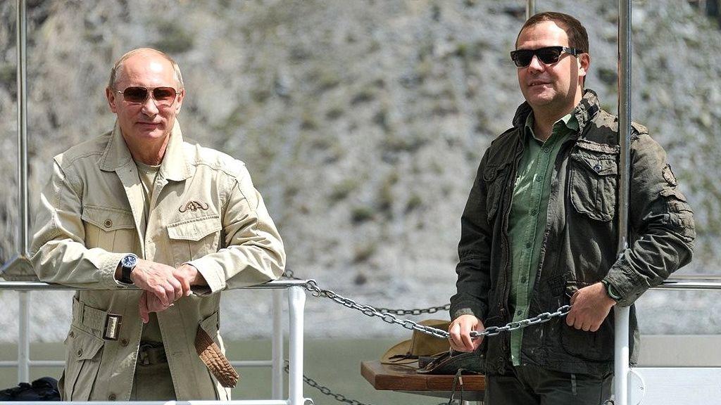 Ублизкого окружения Владимира Путина отыскали $24 млрд