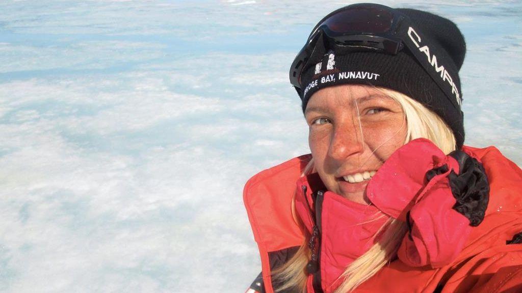 ВАрктике найден одноглазый плоскоголовый монстр