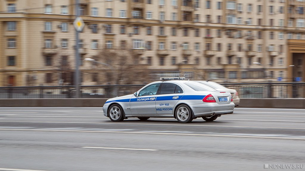 Под Челябинском преступника на«Газели» задержали сострельбой