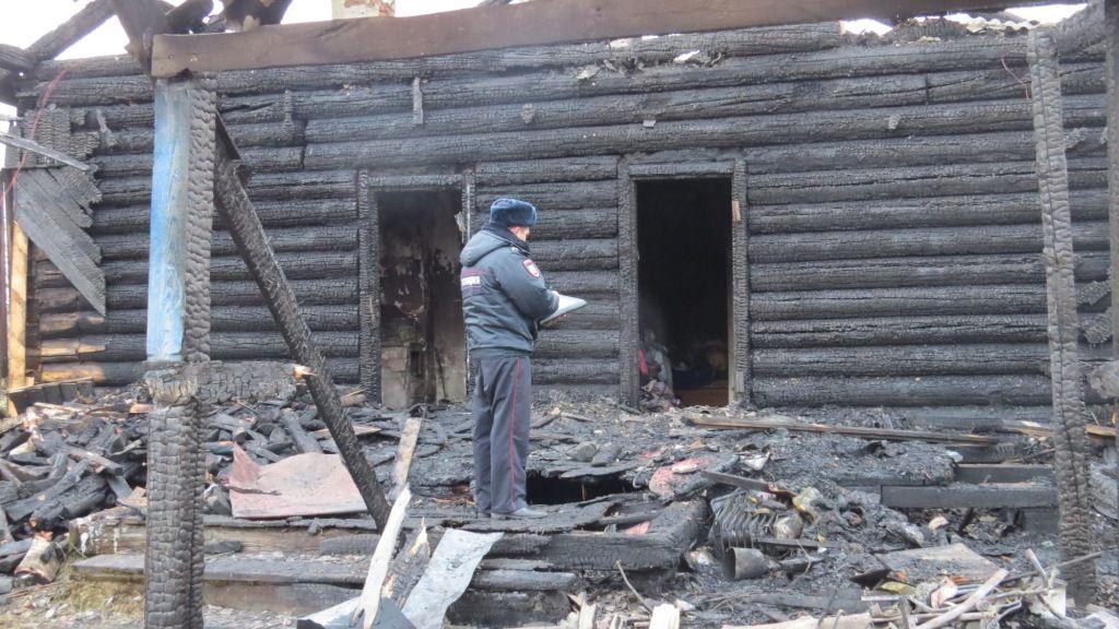 Названа причина трагического пожара вСерове