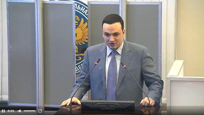 Дмитрий Ионин получил мандат депутата Государственной думы