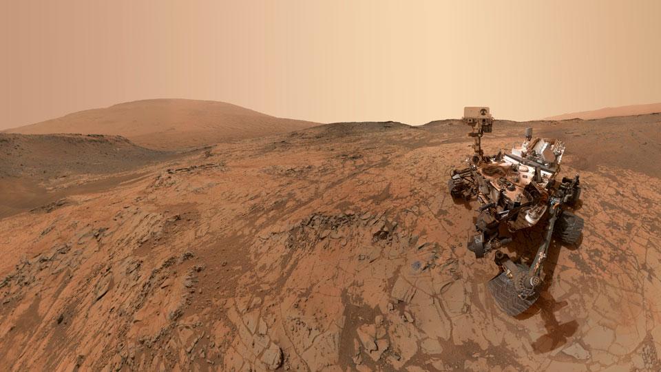 60 тысяч имен граждан России унесет на Марс зонд NASA