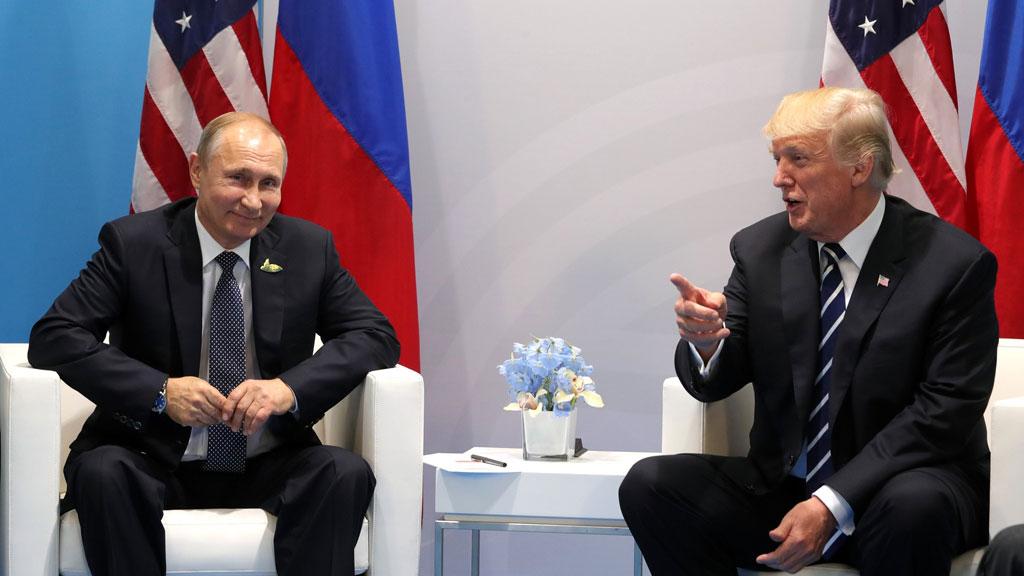 Трамп не оставляет мысль о возвращении России в G7