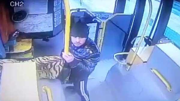 ВПерми «двойник Билана» разыскивается закражи вавтобусах