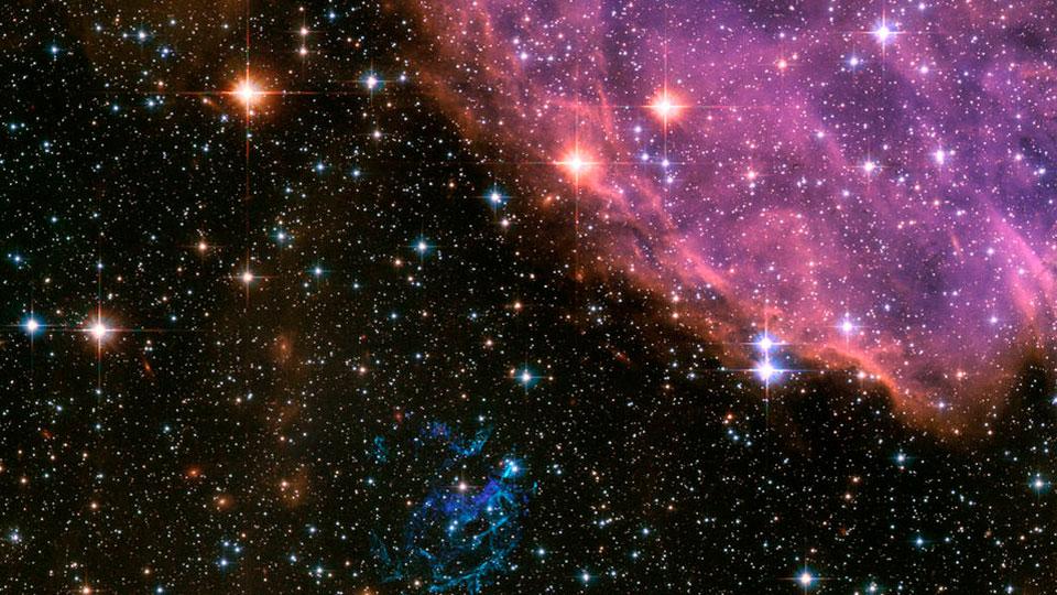 Астрономы открыли бессмертную звезду-зомби