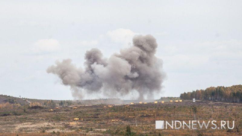 Семь военнослужащих подорвались наполигоне вЗабайкалье
