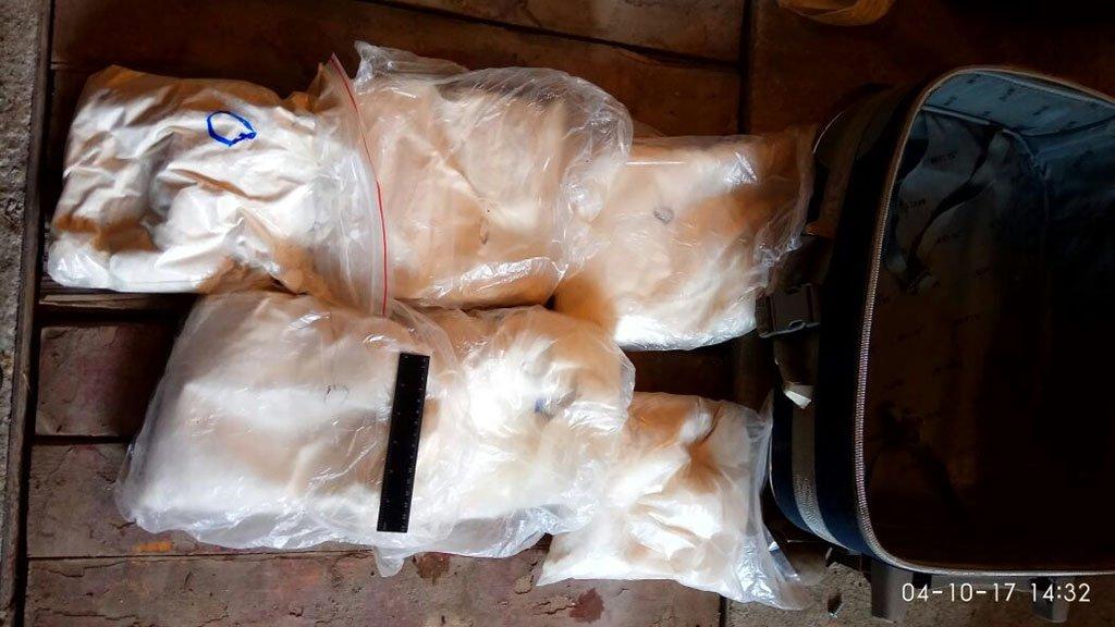 Милиция  вЧелябинске изъяла практически  40 килограммов наркотиков