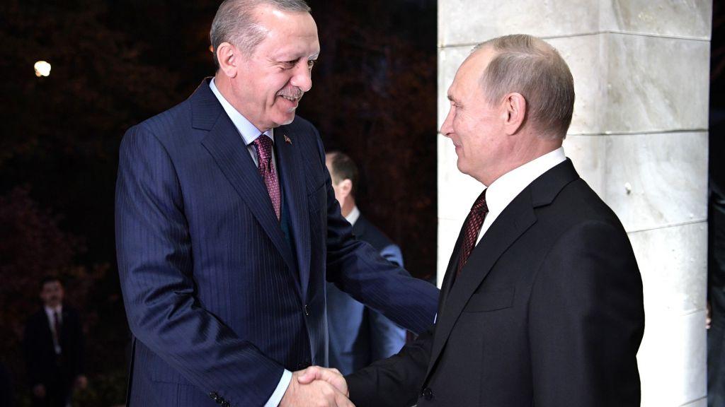 «Сдали за помидоры»: Москва напрасно уступила Турции в Сирии