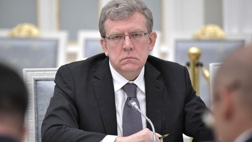 Кудрин объявил, что деньги навыплату пенсий закончились
