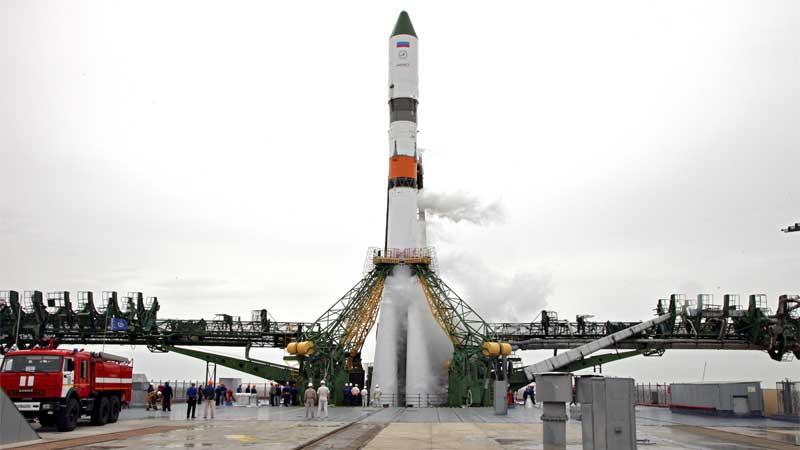 Власти Ямальского района предупредили граждан опадении ступени ракеты «Союз-2»
