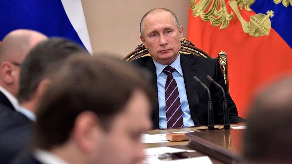Затретий срок Владимира Путина русская элита постарела натри года