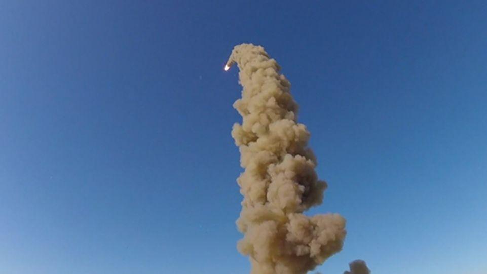 Американцы трепещут перед российской ядерной ракетой «Авангард»