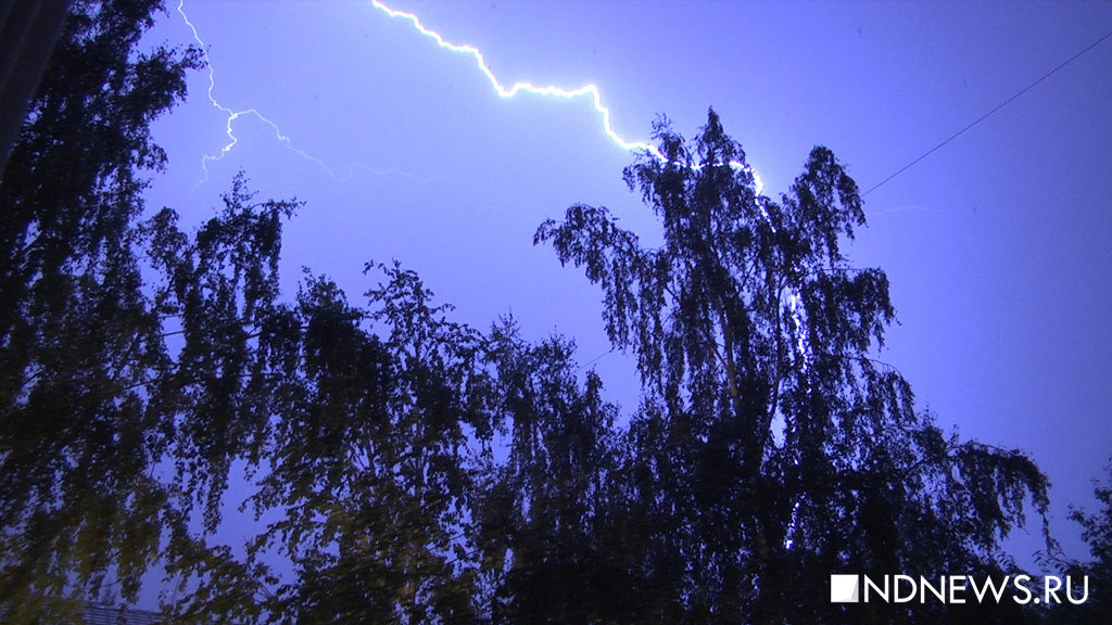 Молнии вызывают ядерные реакции ватмосфере