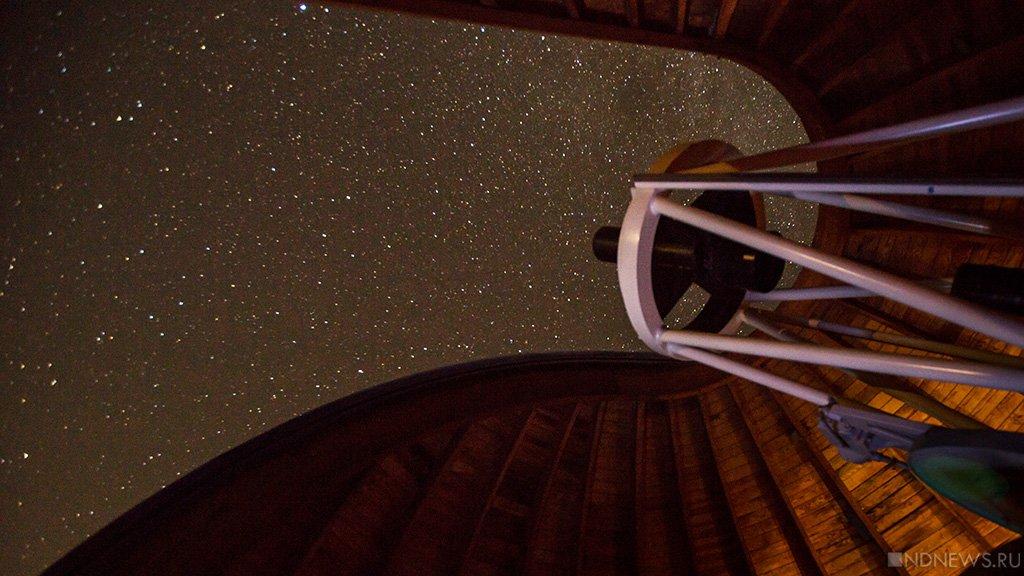 Огромный радиотелескоп РТ-70 модернизируют до 2019-ого