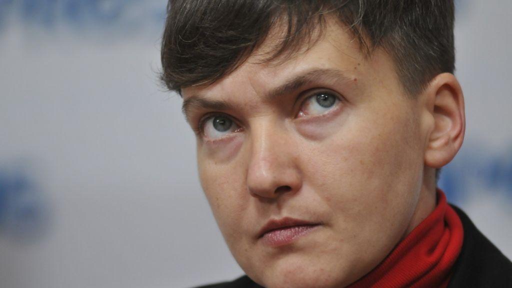 Депутат Савченко опозорила Украинское государство вПольше— Донецкий бумеранг