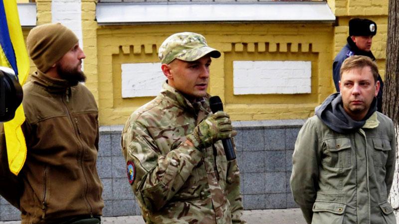 Суд заочно арестовал жителя России, вступившего взапрещенный «Правый сектор»