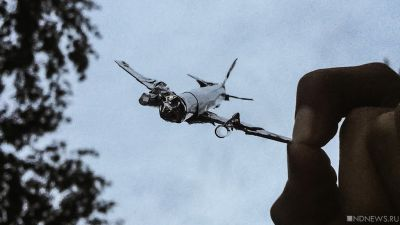 Самолет-разведчик США нарезал круги вблизи Севастополя