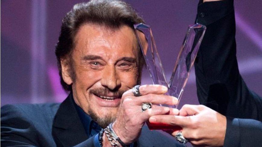 Ушел из жизни легенда французского рока Джонни Холлидей