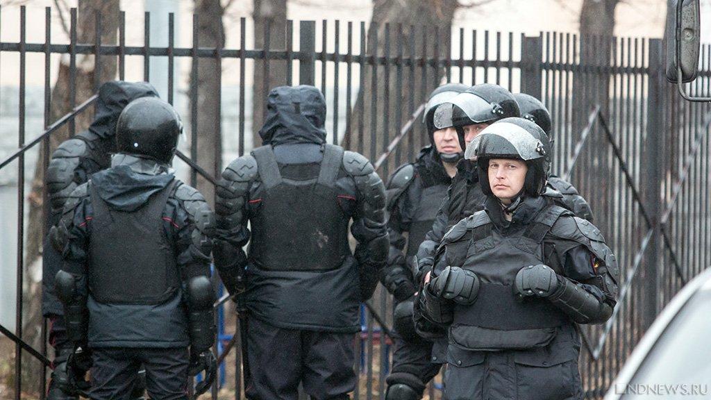 Спецоперация СОБР вКрыму: вМВД поведали детали нашумевшего задержания противозаконной группы