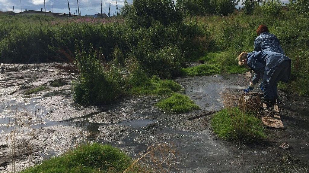 Коммунальщики отправляли канализационные стоки вприток реки Тагил