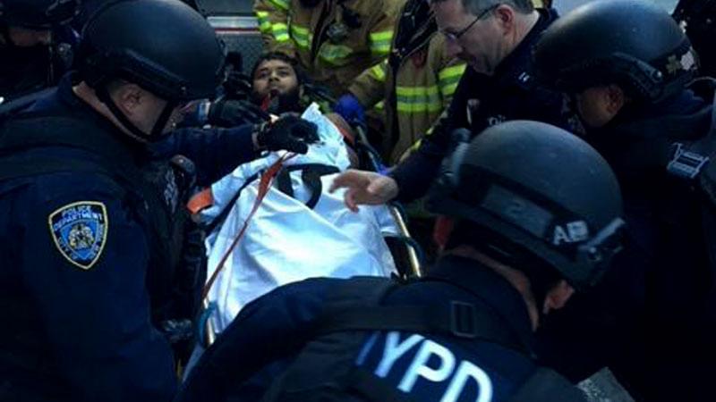 Мэр Нью-Йорка назвал взрыв наМанхэттене попыткой теракта