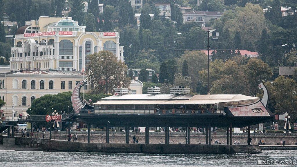 Севастополь попал вТОП-10 известных курортов Российской Федерации наНовый год