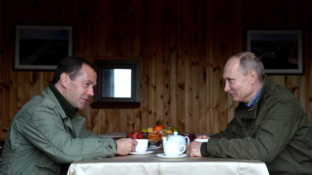 Путин отказался говорить оработе руководства Российской Федерации после выборов